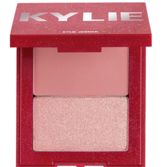 Holiday Blush & Highlighter Duo by Kylie Cosmetics #3